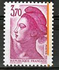 VARIETE FRANCE N° YVERT 2486a/ N° MAURY 2490c TYPE LIBERTE NEUFS LUXE