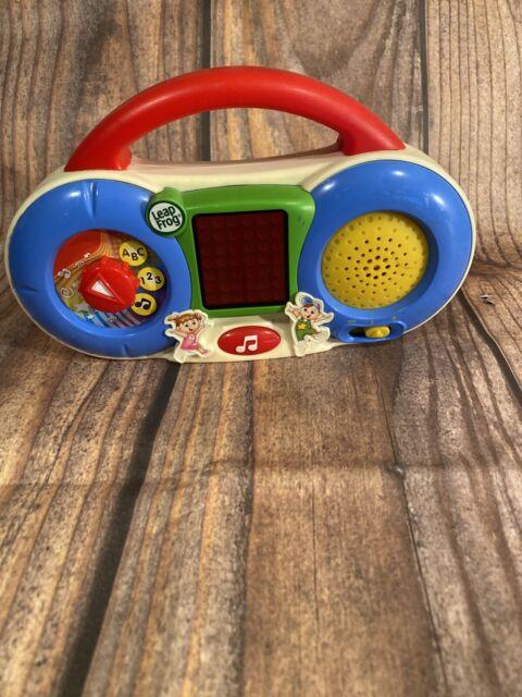 Leapfrog Leap Frog Fridge DJ Radio Learning Educational ...