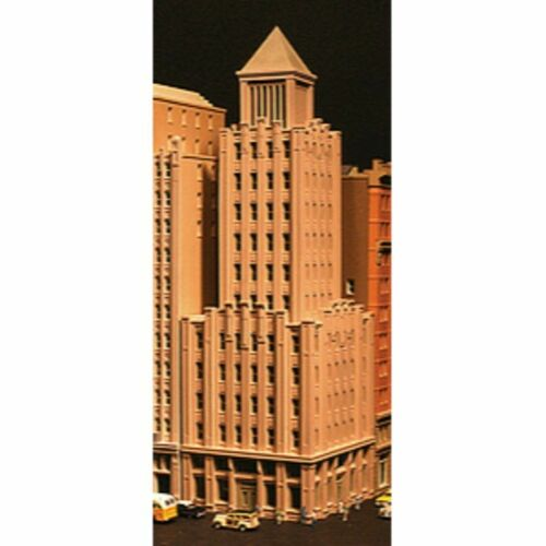 Temple Tower Kit N Scale Lunde 7