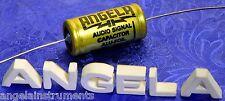 .1uF 630VDC Jensen Aluminum Foil Paper Oil Signal Capacitor Lowest Ebay Price