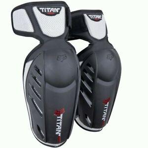 NEW Thor Mx Static BMX Dirt Bike Adult Motocross Knee Guards /& Elbow Guards Set
