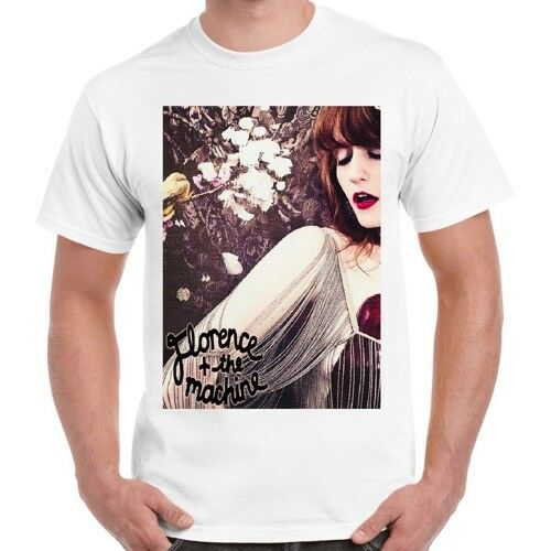 Florence And The Machine Iconic Rock Cool Gift Vintage Retro T Shirt 479