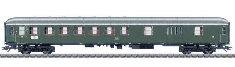 Märklin h0 43950 semi carro para el equipaje 2.kl. DB