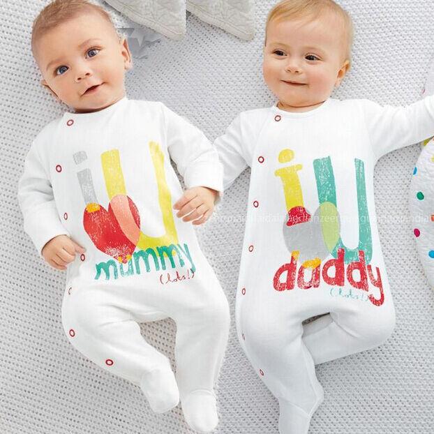 Free Baby Boy Girls Kids Newborn Infant Romper Hat Bodysuit Outfit Clothing Set