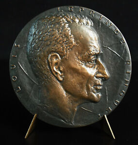 Medal-Louis-Leprince-Ringuet-Physicist-1968-Guzman-Nageotte-Spoke-Cosmic
