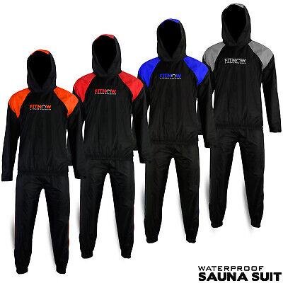Sauna Suit Heavy Duty Sweat Suit Exercise Gym Suit Fitness Weight Loss With Hood Gut FüR Energie Und Die Milz