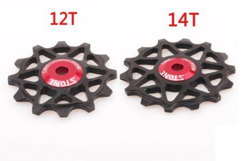 Rear Derailleurs Jockey Wheel 10//12//13//14//16//17T For Sram Shimano MTB Road Bike