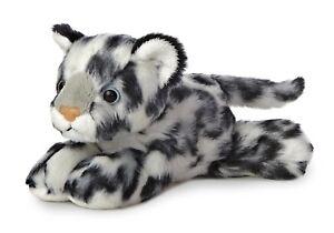 Aurora-Snow-Leopard-8-034-Mini-Flopsie-31367-Stuffed-Animal-Toy