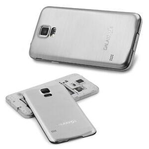 Samsung-galaxy-s5-Original-URCOVER-Aluminium-Couvercle-De-Batterie-D-039-Housse-de-protection-cover