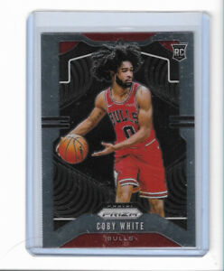 Coby-White-2019-20-Panini-Prizm-Rookie-Card-253-Base-RC-Chicago-Bulls