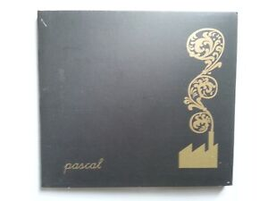 Pascal-forbi-usines-CD-New-Sweden-Electronic-Rock-Pop-lo-fi