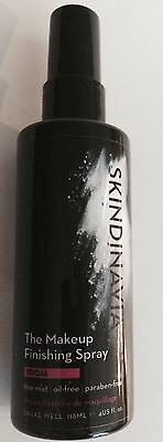Skindinavia 16 Hour Makeup Finishing Setting Spray Bridal Formula NEW GENUINE