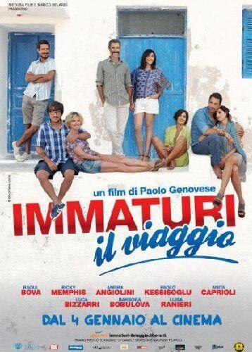 Immaturi - Il Viaggio (Blu-Ray + DVD) MEDUSA VIDEO