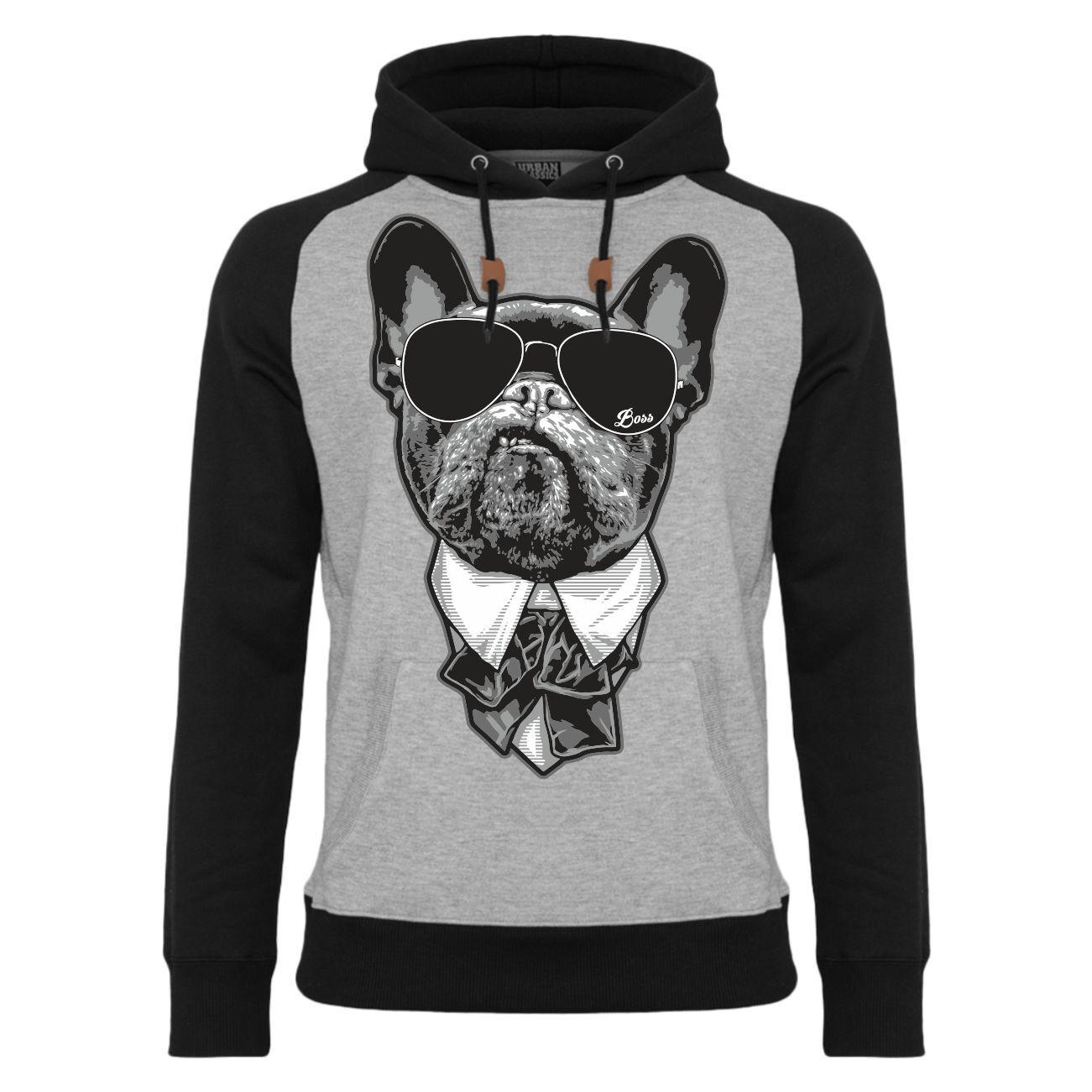 Kapuzenpullover French Bulldog CHEF Hoodie französische Bulldogge Trend original  | Nicht so teuer  | Verschiedene Arten Und Die Styles  | Haltbar