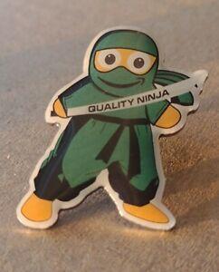 Grün Qualität Ninja Amazon peccy Sammler Soft Emaille Pin exklusive!!!