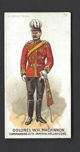 GALLAHER-THE-SOUTH-AFRICAN-SERIES-172-COLONEL-W-H-MACKINNON
