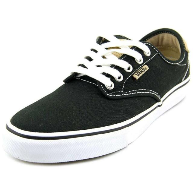 VANS Chima Ferguson Pro Skate Shoe Black white tan Mens 6.5 for sale ... 9d5c38062