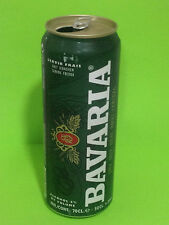 EMPTY BEER CAN 700ml. LATA CERVEZA - BAVARIA MAT MATE- 1997 (CAN127)