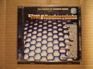 THE MODERNISTS - THE ESSENCE OF MODERN MUSIC - (B121) - Großenwiehe, Deutschland - THE MODERNISTS - THE ESSENCE OF MODERN MUSIC - (B121) - Großenwiehe, Deutschland