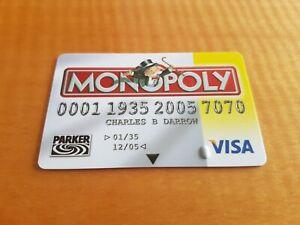 Monopoly Ici & Maintenant Bancaires électroniques De Rechange/remplacement Jaune Banque/carte De Crédit-ent Yellow Bank/credit Card Fr-fr Afficher Le Titre D'origine Vif Et Grand Dans Le Style