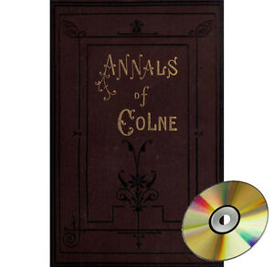 Annals of Colne amp neighbourhood 1878          cd pdf - -, United Kingdom - Annals of Colne amp neighbourhood 1878          cd pdf - -, United Kingdom