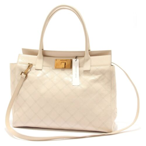Woman Marc Large Jacobs Effect Beige Buddy Bag Donna Vintage Borsa 4331s Pelle ETqPZZ