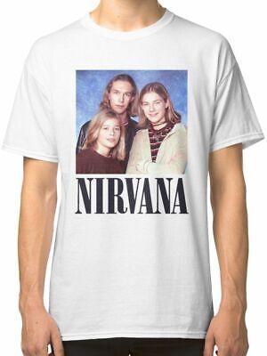 2XL Hanson NIRVANA Limited Edition New T-Shirt Men/'s White Size S