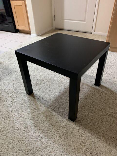Ikea Lack Side Table White 200 114 13