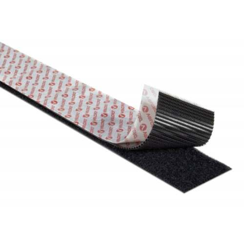 """1CM 3//8/"""" Wide VELCRO® Brand PS14 Stick On Self Adhesive Hook and Loop Tape"""
