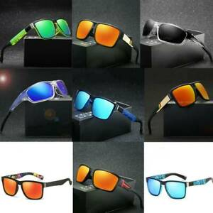Men-039-s-Sport-Polarized-Driving-Sunglasses-Fashion-Outdoor-Riding-Fishing-Goggles