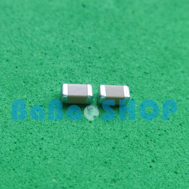 20pcs 1 uF 25V 1.0 uF SMD 1206 3216 Ceramic Capacitor Cap Brand New