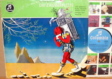 EMI COLUMBIA GERMANY Mozart DIE ZAUBERFLOTE von KARAJAN Seefried Lipp Kunz 80532