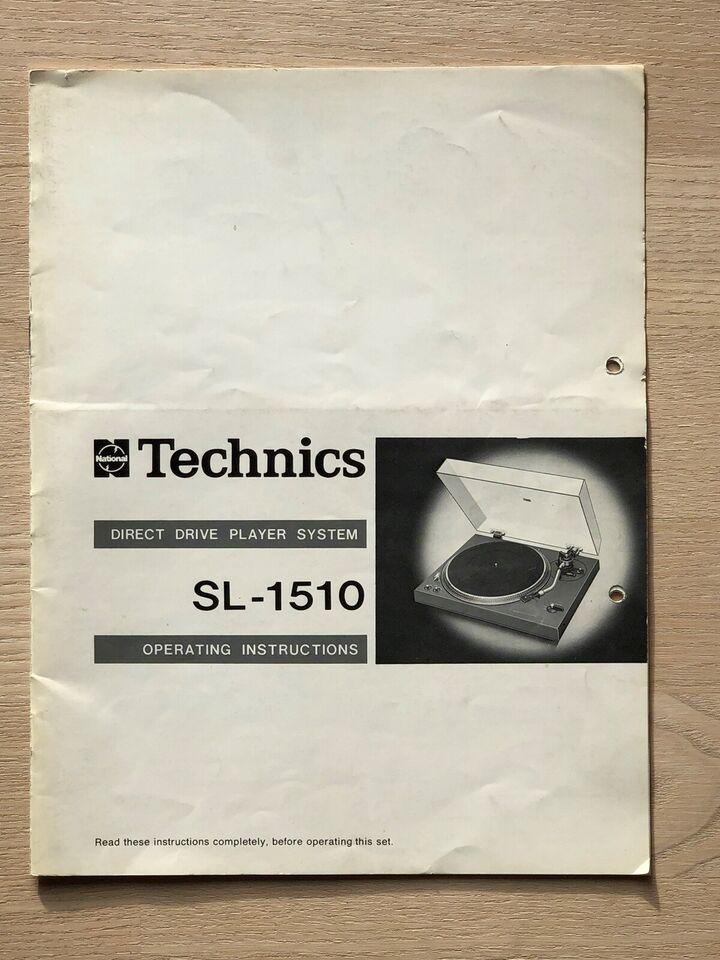 Andet, Technics, Technics