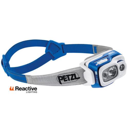 Blu Petzl Swift RL Lampada Frontale