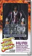 New Kaiyodo Revoltech SFO Street Fighter Hiko Pre-Painted