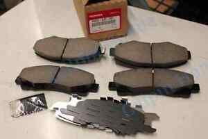 GENUINE HONDA RIDGELINE ACURA TL FRONT BRAKE PADS OEM NEW - Acura tl brake pads