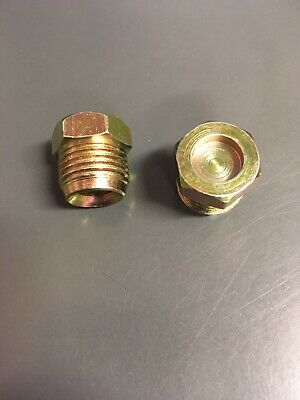 5//8 Tapered Inverted Flare Nut Fitting