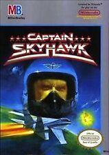 Captain Skyhawk  (Nintendo NES, 1989) Cart Only