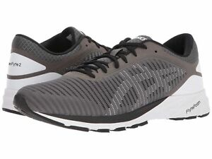 buy popular 28ac8 a6cf9 Details about New Asics T7D0N 9701 DynaFlyte 2 Carbon / White Men's Running  Shoes Size 12.5 US