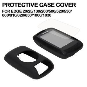 Protective Silicone Rubber Case for Garmin Edge 800//810 Cycling Computer