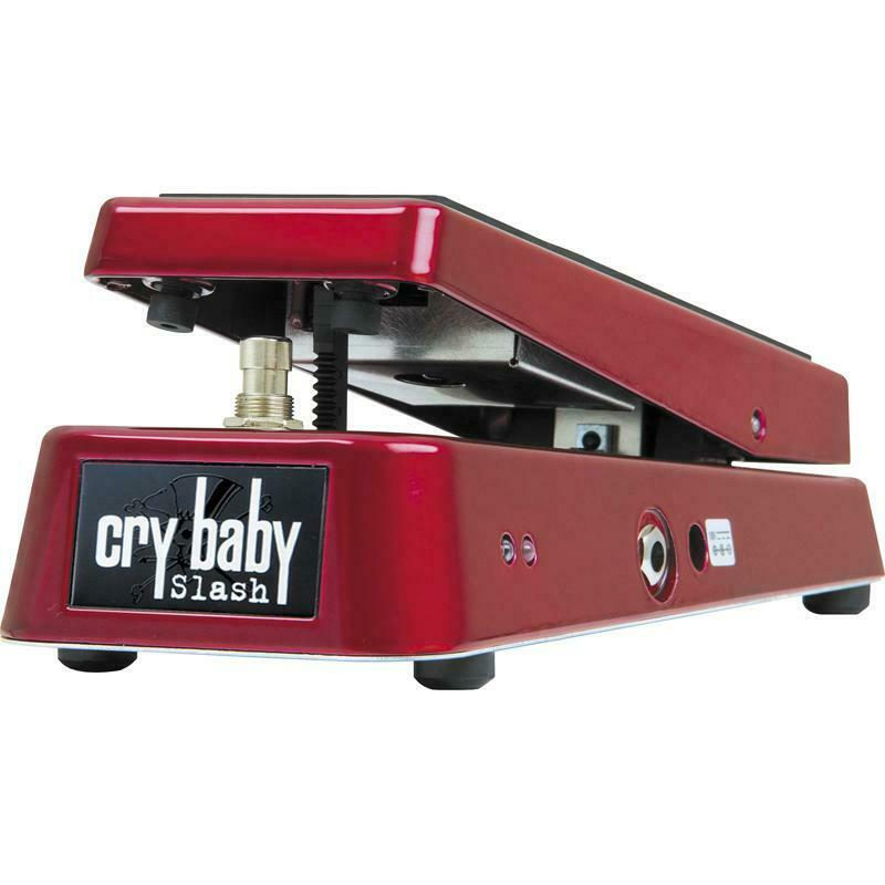 Dunlop SW-95 Cry Baby Signature Series Slash Wah Pedal