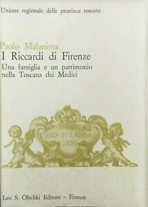 Malanima-I-Riccardi-di-Firenze-Una-famiglia-e-un-patrimonio-nella-Toscana-de
