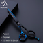 Barber-Professional-Hairdressing-Scissors-Barber-Scissors-Hair-Shears-amp-Razor miniatuur 3