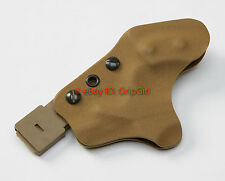 Custom Kydex Coyote Holster for Rip Shears Trauma HSGI Blow Out Kit Medic TCCC