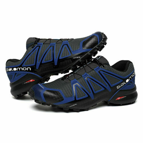 Salomon Speedcross 4 Running Chaussures Hommes Baskets Athlétique Sport Camping Randonnée