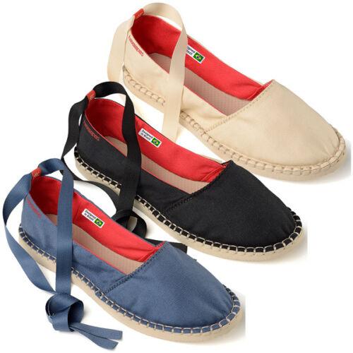 Havaianas Origine Slim Espadrilles Damen Sandale Badelatschen Slipper Schuhe