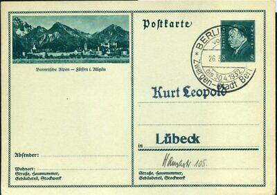 """418723 Bildpostkarte M Berlin 1932 """"zwergen-stadt Berlin"""" Sst"""