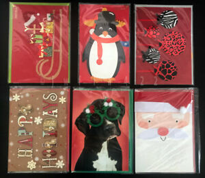 """CHRISTMAS CARD PAPYRUS GREETING CARD /""""A SPECIAL DELIVERY OF WISHES FOR A VERY../"""""""
