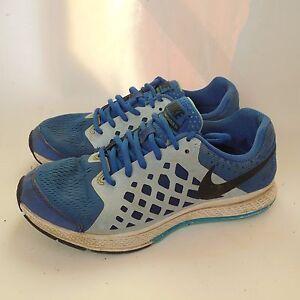 the latest 0e928 02813 Kids Nike Zoom Pegasus 31 Blue Running Style Shoes 654412-401 Sz 5.5 ...