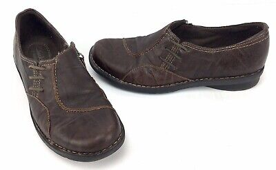 Clarks Women/'s Gael Bobtail Slip On Casual Loafers